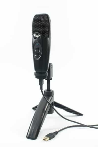 CAD U37 USB best condenser mic under 100