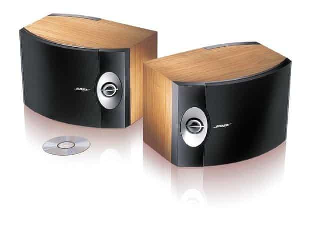 BOSE 301-V STEREO LOUDSPEAKERS best bookshelf speaker under 400
