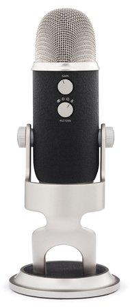 Blue Yeti Pro professional recording microphone