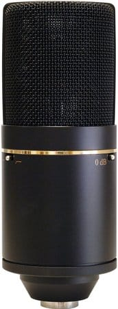 MXL 770 best microphones for singing