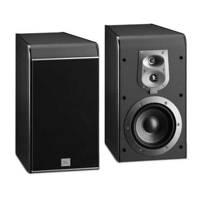 JBL ES30BK best bookshelf speakers under 200