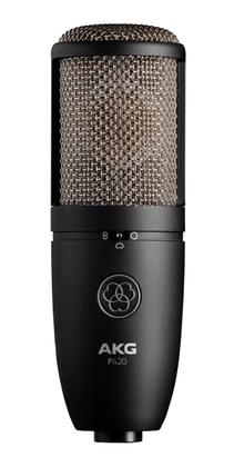 AKG P420 best vocal mic