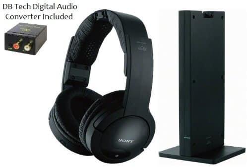 tv bluetooth headphones
