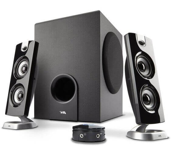 Cyber Acoustics: best computer speakers under 100
