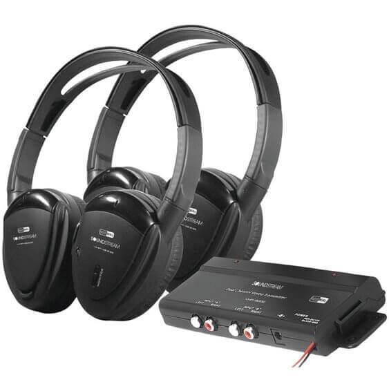 wireless tv headset
