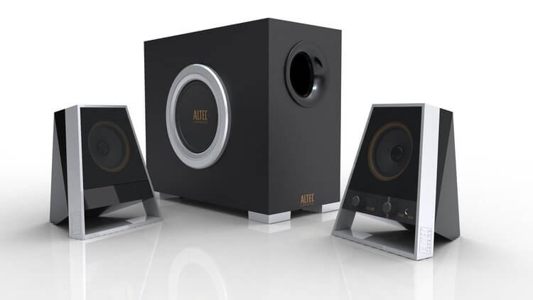 Altec Lansing: best speakers under 50