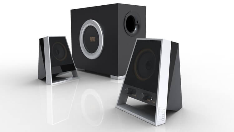 Altec Lansing: best desktop speakers