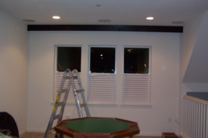 installing in ceiling speakers