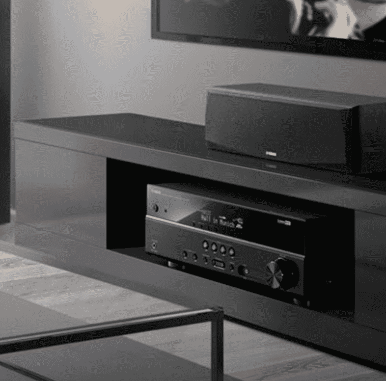 av receiver in home theater system