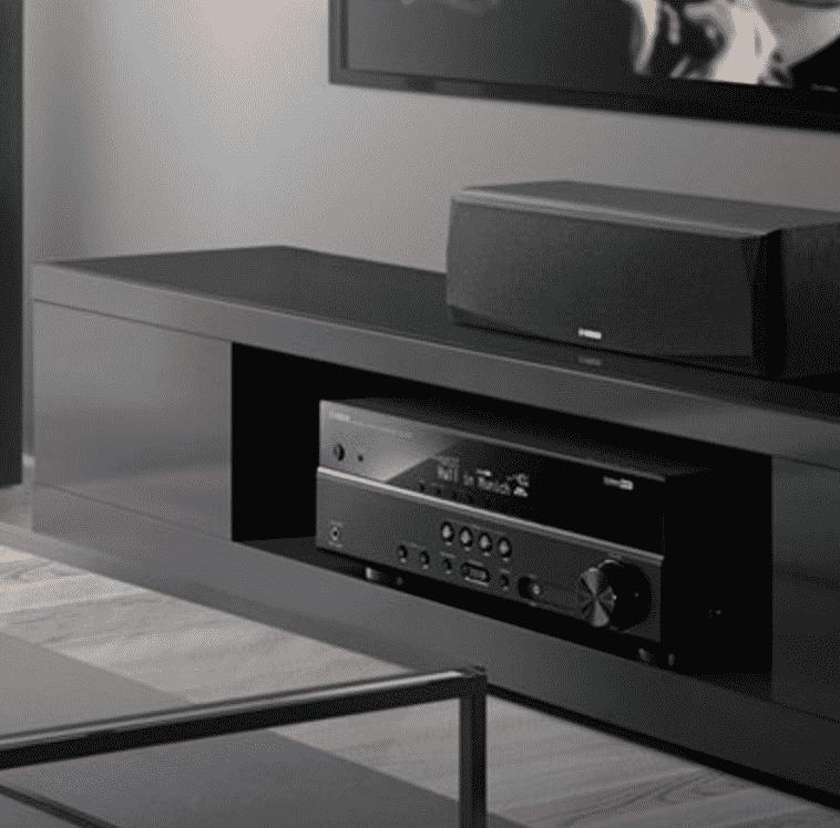 yamaha av receiver sound out media. Black Bedroom Furniture Sets. Home Design Ideas