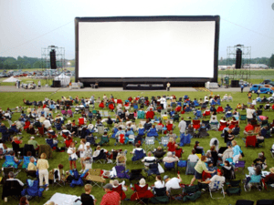 Great Tips on Having the Perfect Outdoor Movie Nigh